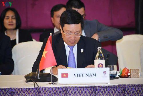 Các nước ASEAN khẳng định cam kết không sở hữu vũ khí hạt nhân