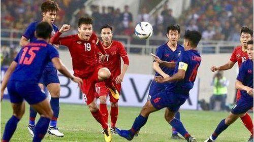 Người Thái 'làm khó' CĐV Việt Nam ở trận mở màn vòng loại World Cup