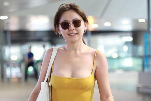 Mỹ nhân Trung Quốc sẵn sàng bỏ nghề sau vụ mặc phản cảm ở sân bay