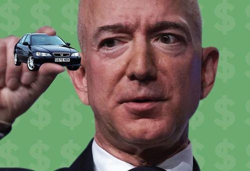 Sở hữu tài sản lớn, các tỷ phú này vẫn đi xe rẻ tiền
