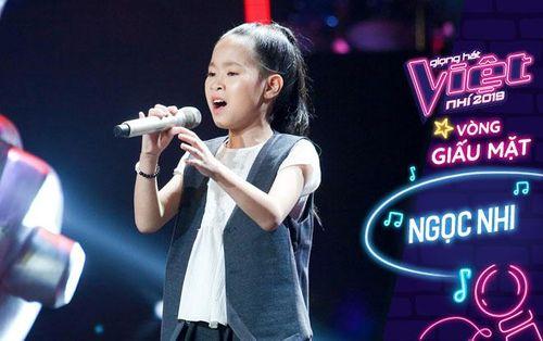 Ngọc Nhi: Fan cứng của Ali Hoàng Dương hát Rock Sài Gòn khiến sân khấu The Voice Kids 2019 bùng nổ