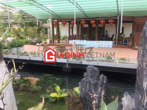 Công trình kiên cố 'mọc' trên hành lang thoát lũ ở Gia Lâm, Hà Nội: Chính quyền buông lỏng quản lý