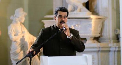 Mỹ phong tỏa toàn bộ tài sản của chính phủ Venezuela