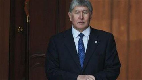 Cựu Tổng thống Kyrgyzstan bị bắt