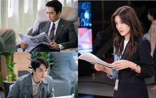 'The Great Show' của Song Seung Heon và bạn gái Lee Kwang Soo phát hành teaser đầu tiên