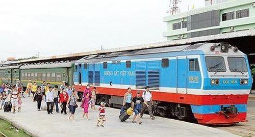 Đường sắt Việt Nam tăng 53 chuyến tàu dịp nghỉ lễ 2-9