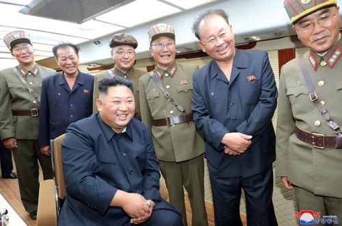 Triều Tiên nói ông Kim giám sát thử 'vũ khí mới', chỉ trích Hàn Quốc