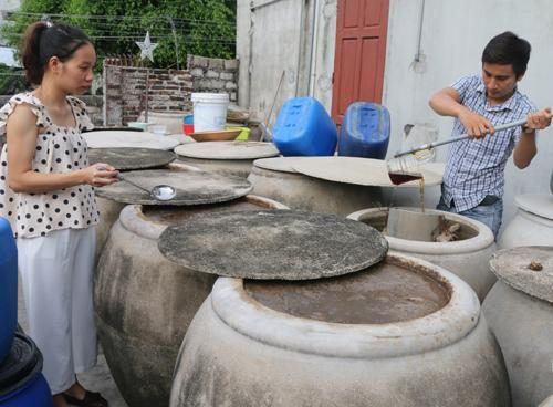 Thanh Hóa: Mặn mòi làng mắm Do Xuyên - Ba Làng