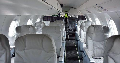 Hi hữu chuyến bay chỉ có một hành khách duy nhất