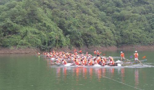 Hà Giang: Sắp diễn ra lễ hội đua thuyền trên lòng hồ thủy điện sông Chừng