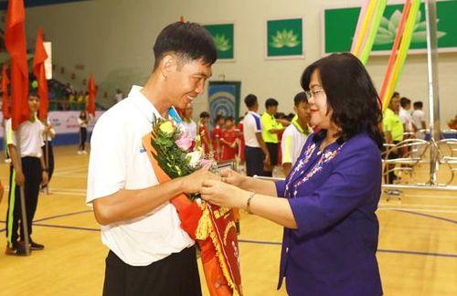 Khai mạc Giải bóng đá nhi đồng cúp Báo Đồng Nai lần thứ 17