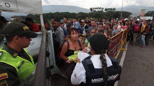 Liên Hợp Quốc cảnh báo nguy cơ tiếp diễn khủng hoảng di cư ở Venezuela