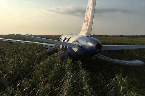 Tai nạn máy bay ở Nga: Sự quyết đoán của cơ trưởng đã cứu sống tính mạng của 226 con người