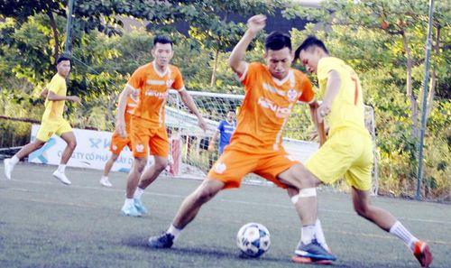 Giải bóng đá truyền thống tranh Cúp Báo công an TP Đà Nẵng lần thứ X - năm 2019: Xác định 4 ứng viên vào bán kết