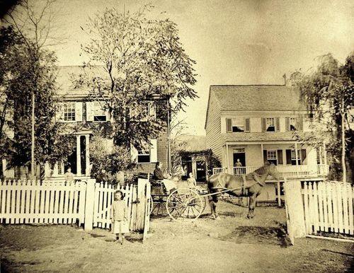 Ảnh độc về nước Mỹ trong buổi bình minh thập niên 1850