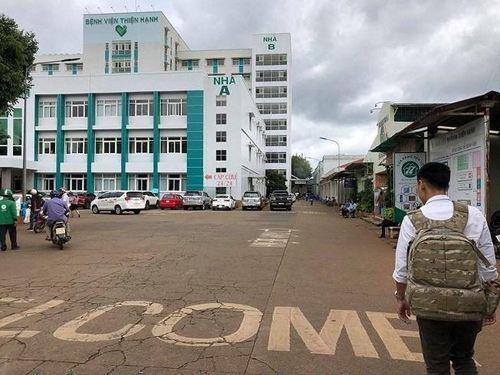 Đắk Lắk: Bé trai tử vong sau khi tiêm thuốc tại bệnh viện tư nhân