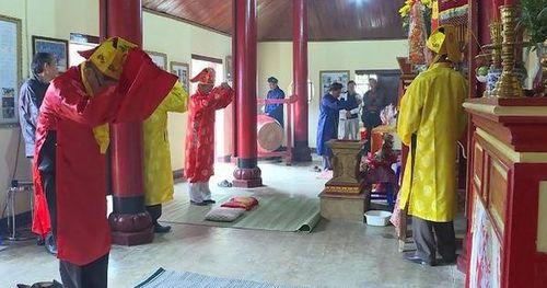 Lâm Đồng: Long trọng Lễ tế Thu đình Nghệ Tĩnh
