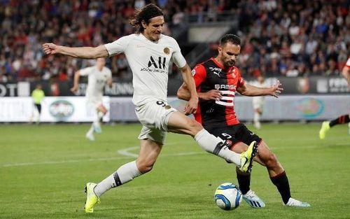 PSG thất thủ trong ngày tái đấu Rennes
