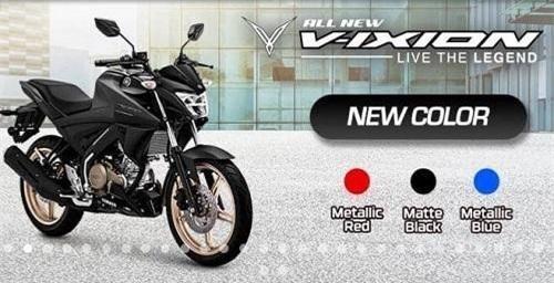 Yamaha V-Ixion 2019 chính thức ra mắt, giá từ 44 triệu đồng