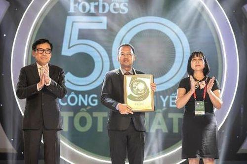 NLG lần thứ 4 lọt Top bảng xếp hạng 50 năm công ty niêm yết tốt nhất