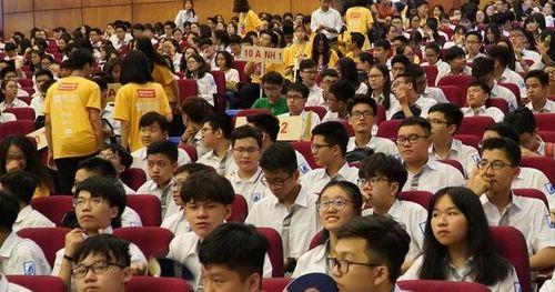 Orientation Day 2019 - Ngày hội chào đón tân học sinh trường Ams