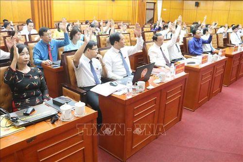 Lạng Sơn thông qua chủ trương sắp xếp các đơn vị hành chính cấp xã