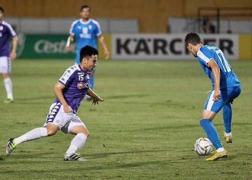 Video trực tiếp Hà Nội FC 3-2 Altyn Asyr: Văn Quyết sút phạt đền thành công