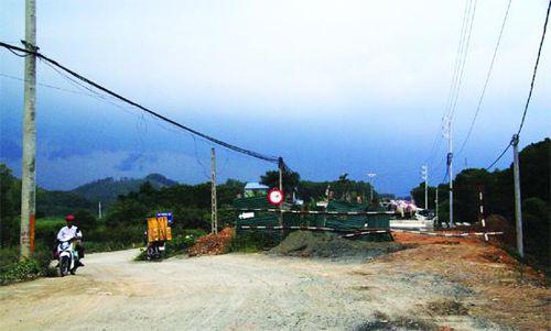 Những cây cầu kêu cứu ở Yên Bài