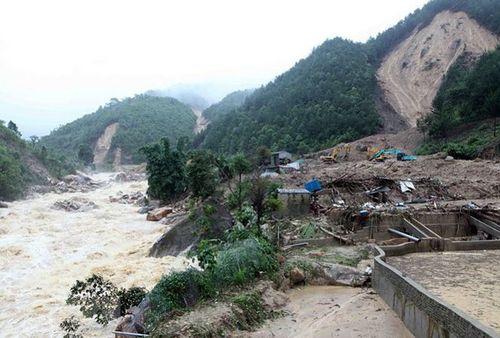 Quảng Ninh nguy cơ cao xảy ra lũ quét, sạt lở đất