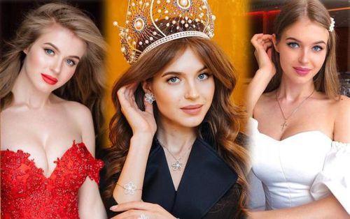 Chê Miss World như 'Gameshow nấu ăn', Hoa hậu Nga quyết tuyên chiến Hoàng Thùy ở Miss Universe 2019