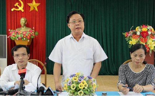 Thủ tướng kỷ luật phó chủ tịch tỉnh Sơn La vụ gian lận điểm