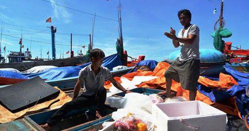 NHỮNG KÌNH NGƯ CỦA BIỂN: Lý Sơn - miền 'sói biển'
