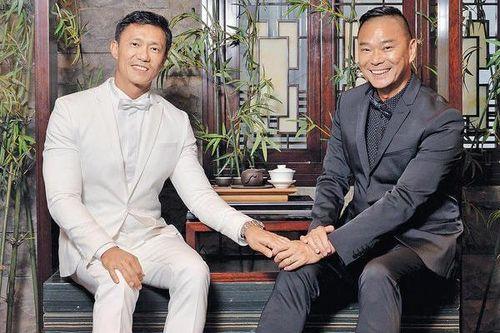Nam MC nổi tiếng Hong Kong suy sụp vì hôn nhân đồng giới trục trặc