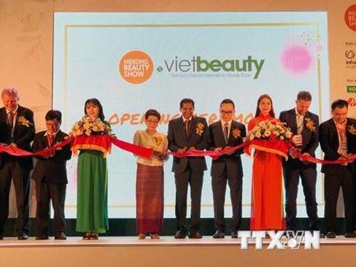 Khai mạc chuỗi triển lãm làm đẹp 2019 tại TP. Hồ Chí Minh