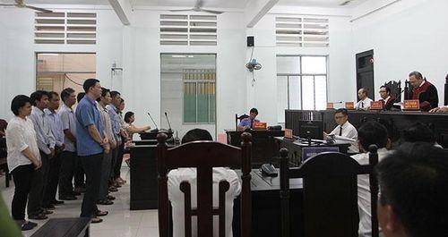 Trả hồ sơ vụ tham ô ở Công ty Nam Khánh Hòa