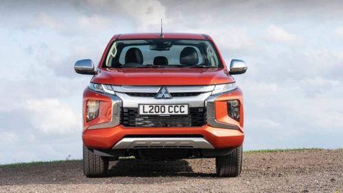 Mitsubishi Triton 2020 chính thức ra mắt, giá từ 603 triệu đồng