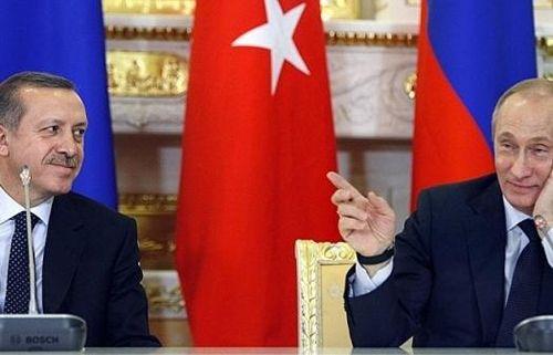 Điện đàm với ông Putin, Tổng thống Thổ Nhĩ Kỳ 'tức tốc' thăm Nga