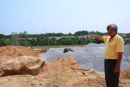 Ủy ban huyện thua kiện, hơn 1 năm vẫn chưa trả 6,7ha đất cho lão nông