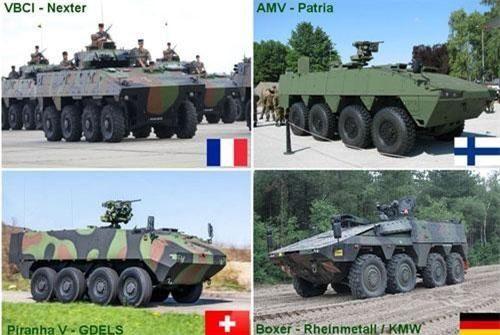 Bulgaria 'xuống tiền' mua xe bọc thép Tây: Gần 800 BTR-60 lên đường