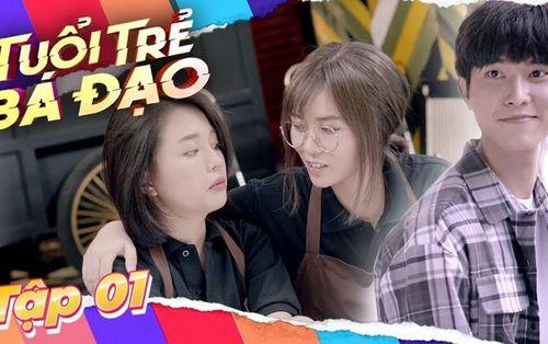 'Tuổi trẻ bá đạo' tập 1: Ganh tị bạn thân vượt qua vòng thi Streamer, Linh Ngọc Đàm bày mưu hãm hại MisThy