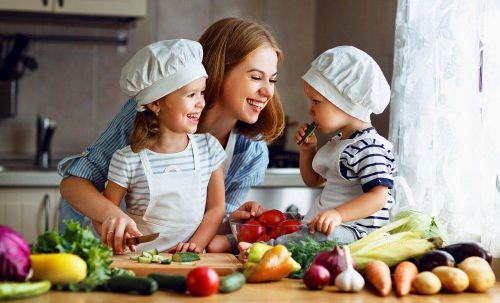 Để biếng ăn không là nỗi lo cản trở bé bắt kịp đà tăng trưởng