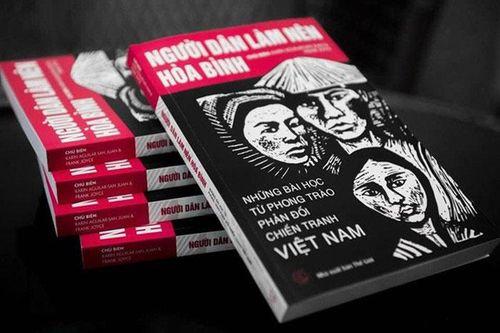 Sách phản đối chiến tranh Việt Nam của người Mỹ
