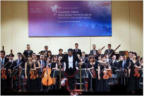 Hòa nhạc Toyota 2019 - Tour diễn đưa âm nhạc cổ điển đến gần công chúng