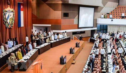 Cuba chuẩn bị cho tiến trình bầu các chức danh lãnh đạo nhà nước