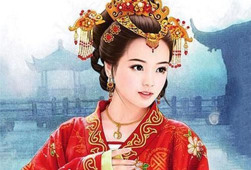 Hoàng hậu nào mù mắt, tàn phế vẫn được Hoàng đế chiều hết mực?