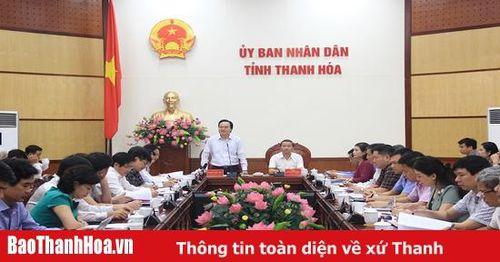 Bộ trưởng Bộ Giáo dục và Đào tạo Phùng Xuân Nhạ thăm và làm việc với tỉnh Thanh Hóa