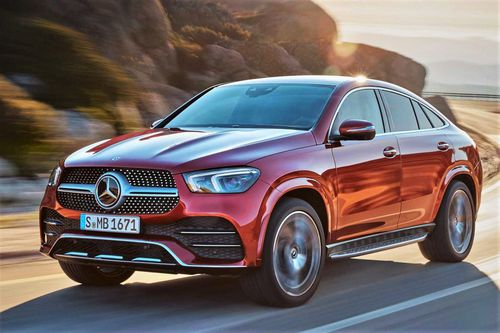 Mercedes-Benz ra mắt GLE Coupe và GLE 53 Coupe