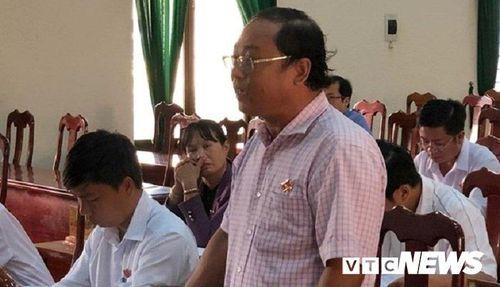 Cương quyết từ chức bí thư xã, nguyên phó chủ tịch huyện ở Quảng Ngãi được điều động trở lại huyện