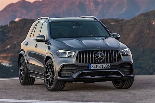 Mercedes-AMG GLE 53 4MATIC 2020 chốt giá hơn 2 tỷ đồng