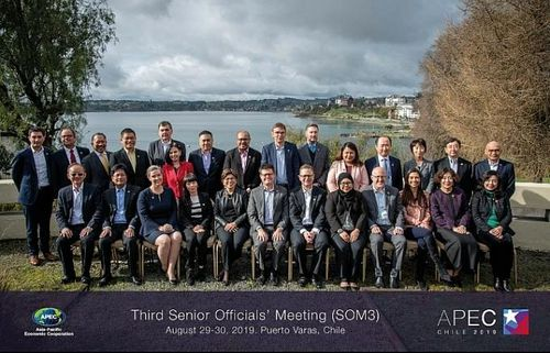 Hội nghị các Quan chức cao cấp APEC lần thứ 3 năm 2019